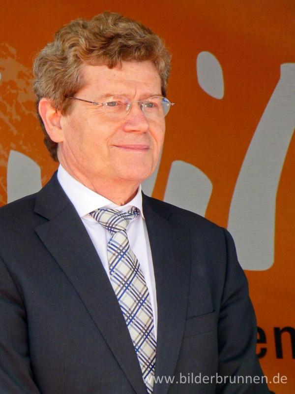 Auch der Schirmherr der Veranstaltung, Oberbürgermeister Georg Rosenthal konnte rundum zufrieden sein.