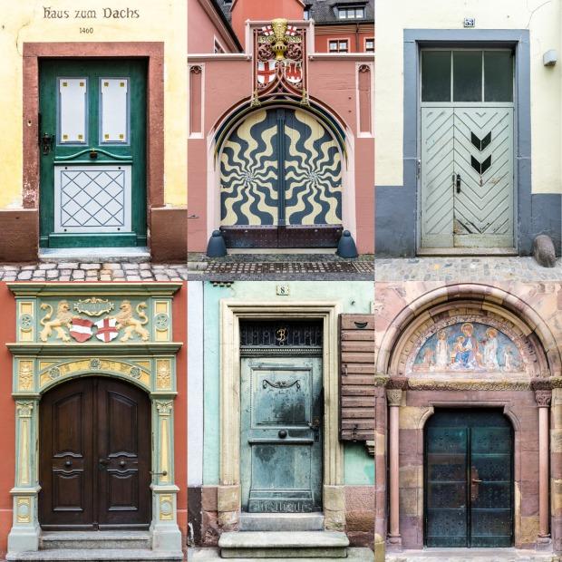 Freiburger Türen-kl